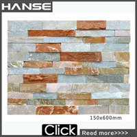 HS-MB002 natural wall decorate stone culture slate