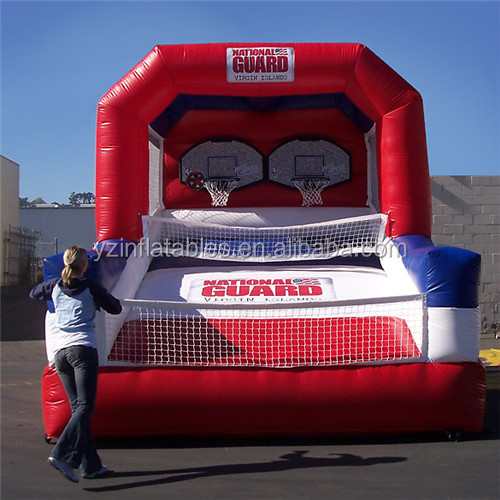 Basketball Super Shot Inflatable