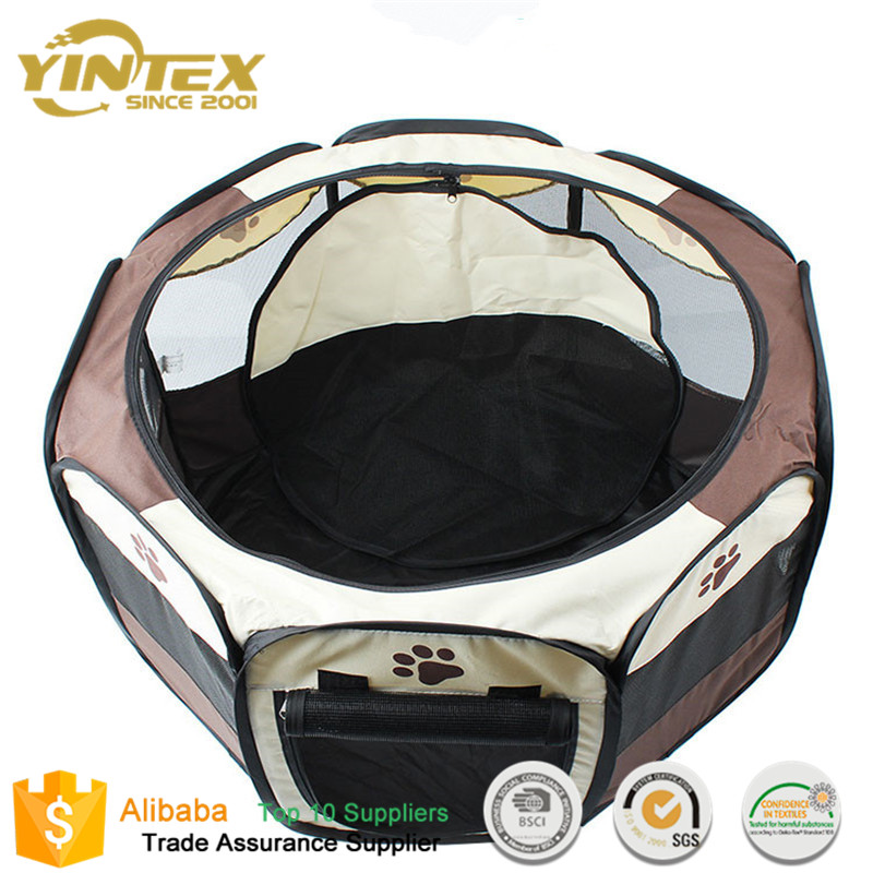 New Soft Cheap dog cage pet house tent Playpen for Exercise