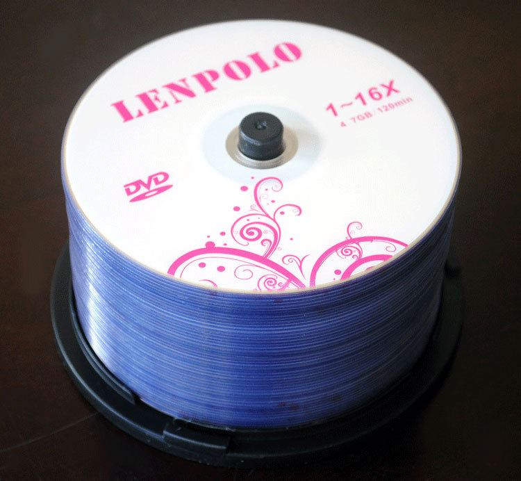 Blank Rewritable CD-RW 700MB 12X Free sample