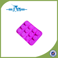 Multifunctional cheap fondant silicone mold with great price