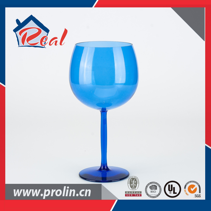 NBRL Factory Direct Sales cheap unbreakable plastic goblet