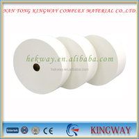 < kingway> Good Elastic Feature Breathanle Plastic PE Film Backsheet for Baby Adult Diaper made in china