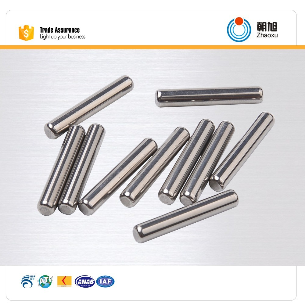 Made in China ISO new products standard stainless steel stepped dowel pins for car and motorcycle