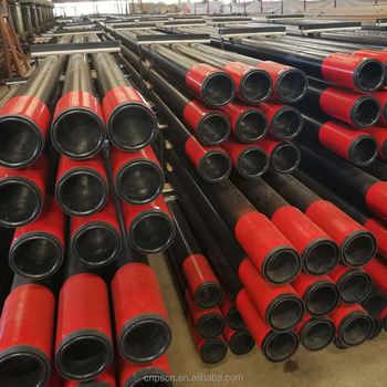 API 5CT N80 2 7/8 oilfield tubing pipe for oil and gas production