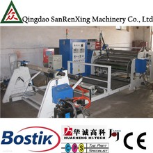 Medical tape hot melt adhesive coating machine