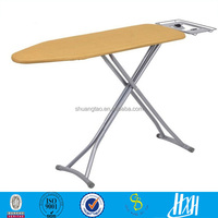 Folding ironing board, industrial ironing board, clothes ironing table