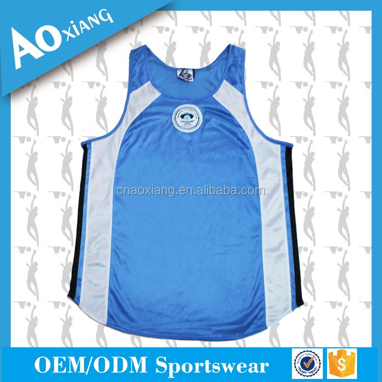 Guangzhou Cheap Wholesale Soccer Training Tank Tops