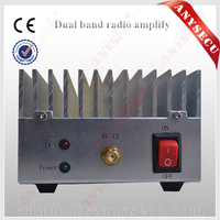 High Power Amplifier dual band radio RF Power amplify input 1-5W output 45W repeater amplify