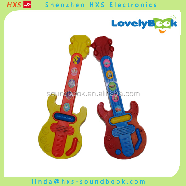 Creative Custom Handmade Music Greeting Card with LED