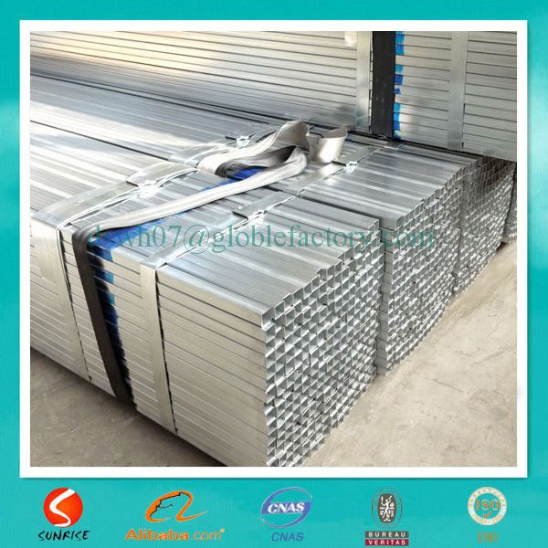 export cold rolled hollow section rectangular steel tubes/pipes