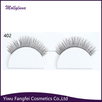 hot human hair mascara 3d fiber lash eyelash eyelashes extension male to male electric extension cord eyelash