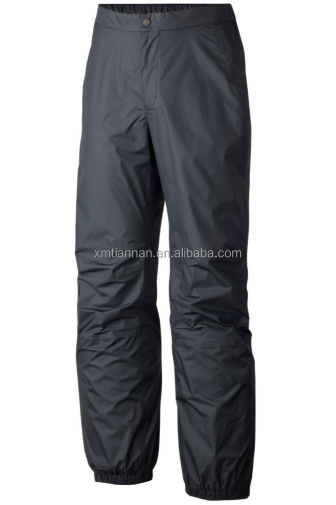 Men's Waterproof Fluorescent black Ski Pant,Snow Ski Pants,sports pants men