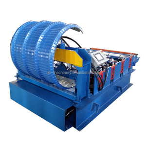 Arched roof building curve roof metal sheet roll forming machine for sale
