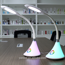 cc table lamp hotel bedside lamp with outlets high quality led table lamp