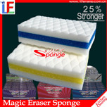 Floor Tiles Cleaning Scrubber Melamine Sponge Pad