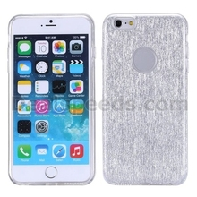 3 in 1 Bling Brushed Peper+ Matt PC + Soft TPU Case for iPhone 6S Plus/ 6 Plus