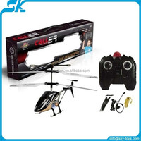 3.5CH voice control Helicopter gyro metal 3.5-channel rc helicopter