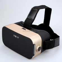 2016 Hot Product Virtual Reality Goggles Glasses VR Headset Box Prototype