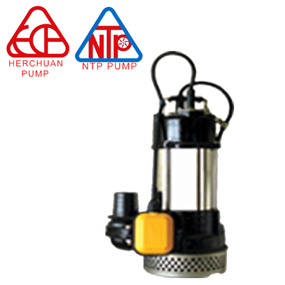 electric power centrifugal submersible dirty water pump