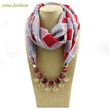 scarf ribbon accessories women choker necklace