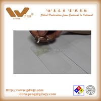 Air drying glass strippable coating window protective coating hand peel off coating