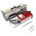 JL-003A Fully Automatic Cigarette Rolling Machine Tobacco Automatic Electric