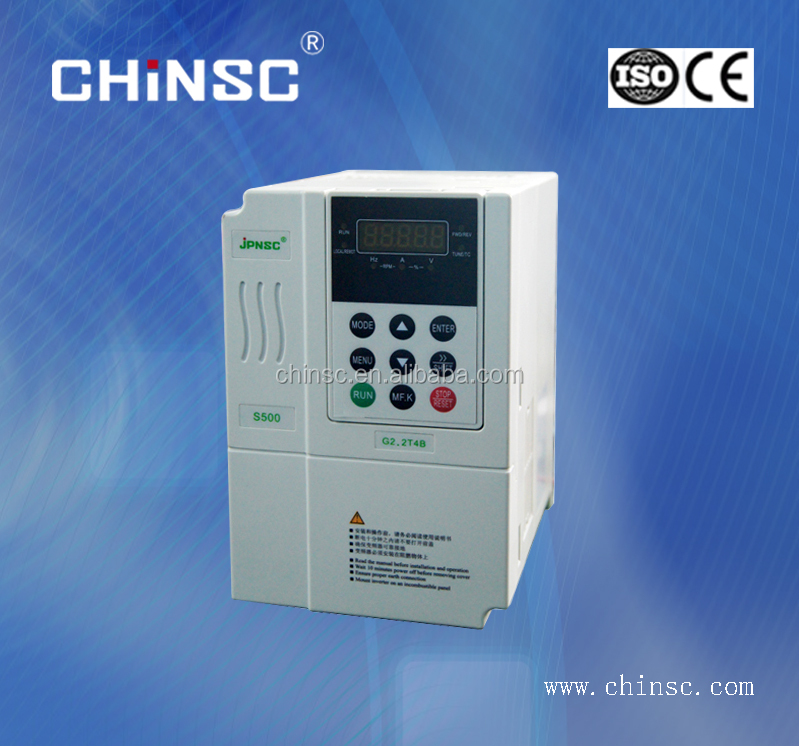 High start torque AC Drive/Variable Frequency Drive/VFD for Electric Motor