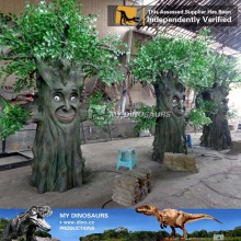 Animatronic Talking Tree for Theme Park Decoration