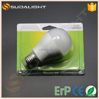 professional manufacturer plastic rechargeable led emergency bulb