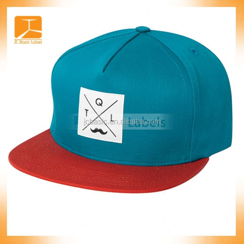 Free Sample Embroidery Custom Snapback Hat Large Baseball Cap