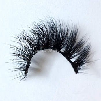 New Design 3D Eyelash Real Mink Fur False Eyelash Top Selling Blanda Lashes