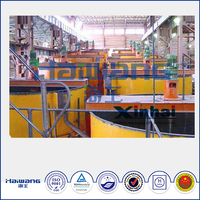 Double Impeller Leaching Absorption Agitation Tank