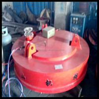MW5 High frequency Series Lifting Magnet for Steel Scraps
