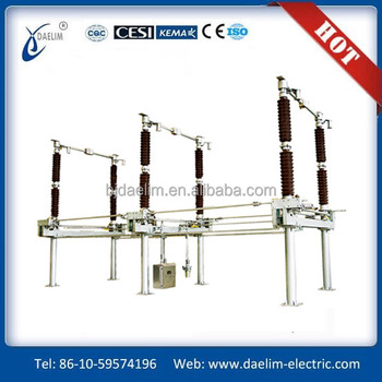 252 kv Outdoor High Voltage Earthing Switch good sale