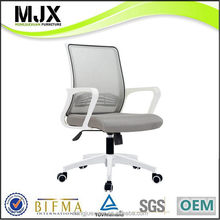 High quality Crazy Selling white leather office computer chairs