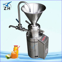 peanut butter/tahini making/grinding colloid mill machine commercial grinding machine
