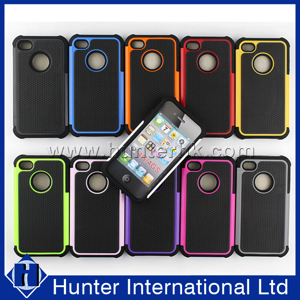 2in1 Hard Defender Case For iPhone 6