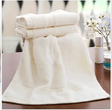 China Factory Price Hotel Towel(MOQ 3000sets)