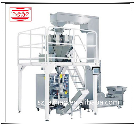 JZ-GG-01 Hot Sale Automatic Mushroom or Dried Fruits Packing Machine