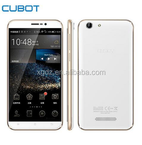 "4G Cubot Note S 4150mAh Battery 5.5"" 1280X720 Android 5.1 Smartphone 3G WCDMA 2G RAM 16G ROM Mobile Phone"