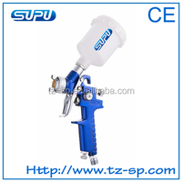 Mini HVLP spray gun repair for hole or small painting