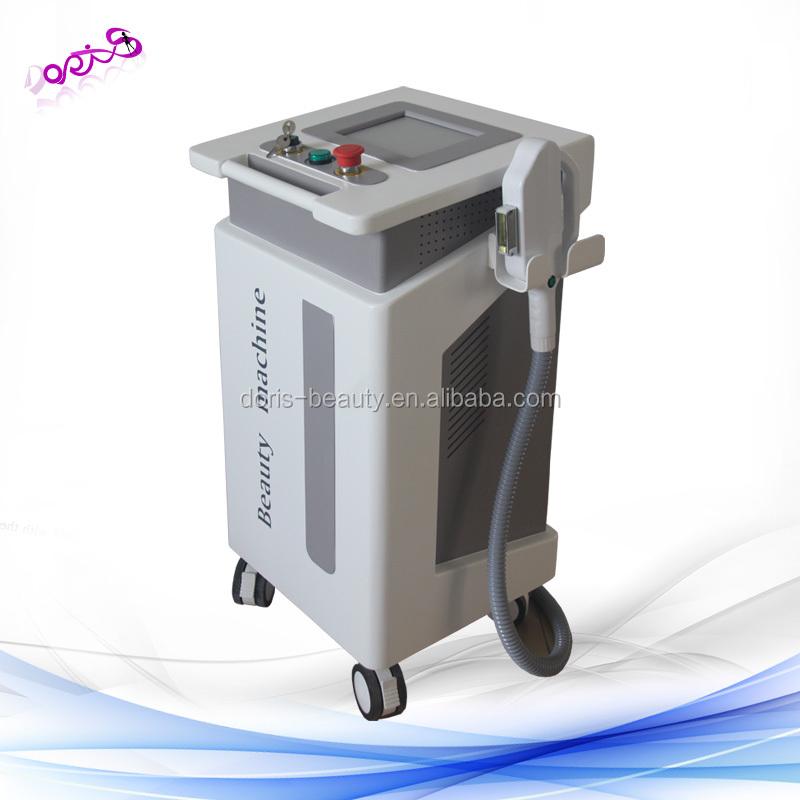 portable diode laser hair removal machine ipl/shr hair removal machine with best result