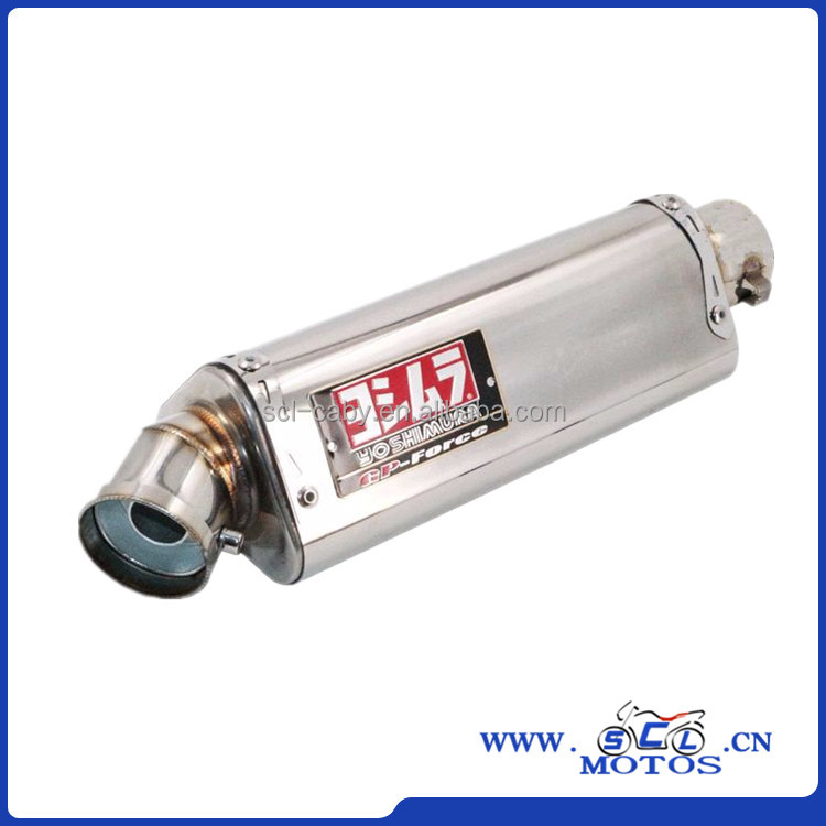 51 mm Universal Escape motocross modify Yoshimura Escape Muffler tube FZ400 Z750 Z1000 KTM TTR YBR