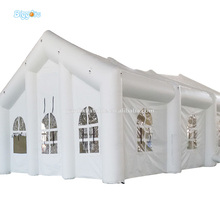 High Quality Wedding Inflatable Camping Tent with Two Doors