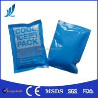 High quality gel reusable soft Ice Pack,Cool Ice Pack for food storage