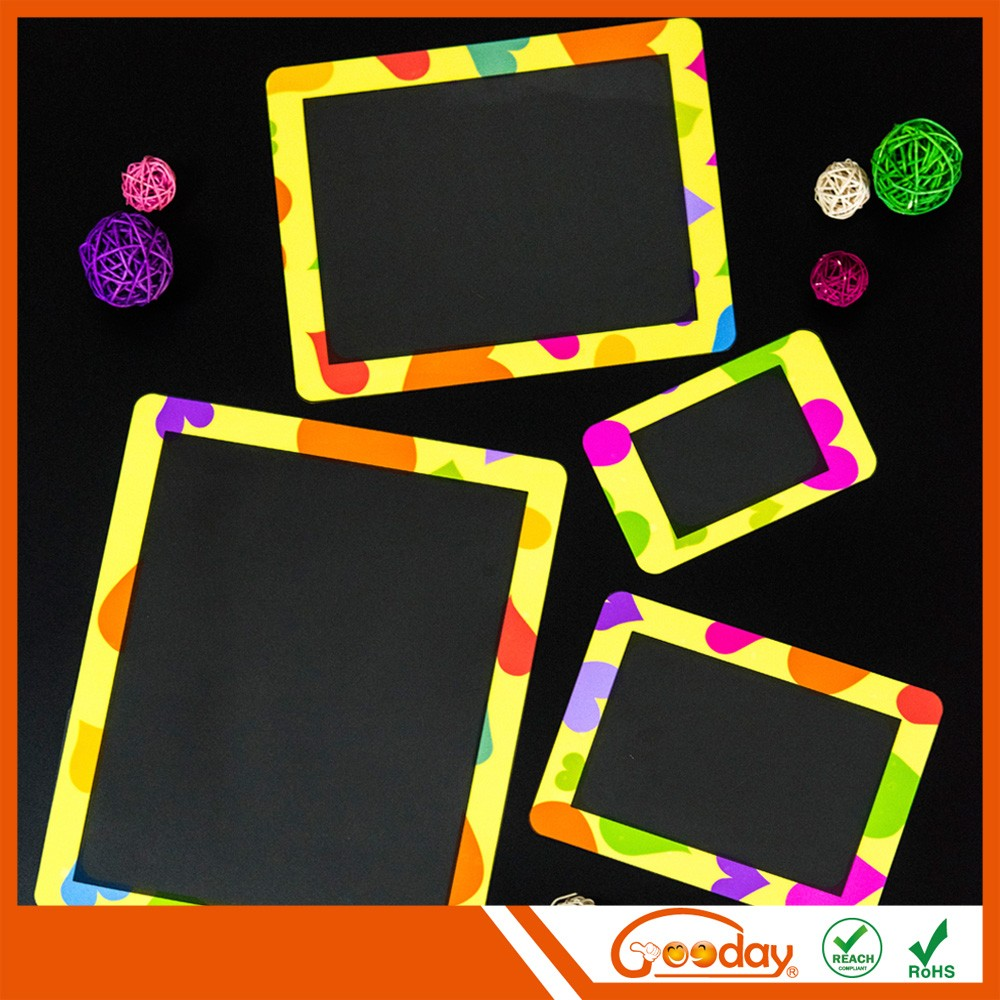 reusable waterproof sticky funny photo frame