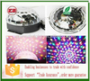 RGB led star effect stage lighting Dance Disco Crystal Magic Ball Bar PartyRGB led star effect stage light