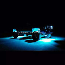 Under Trail Rig Lights 9W RGB LED Rock Light JEEP ATV 4x4 Off-Road Truck Trail Fender Lighting
