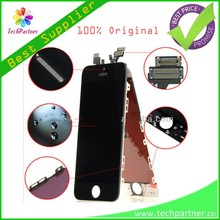 Cheap Original factory Foxconn for iphone 5 digitizer lcd assembly
